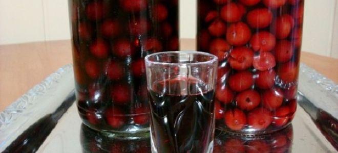 Наливки из ягод на водке в домашних условиях