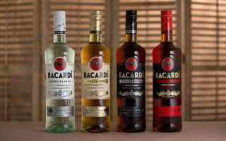 Ром Бакарди (Bacardi) — уникальный напиток