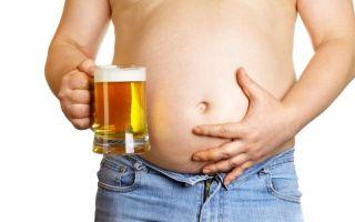 Калорийность пива — правда и вымысел