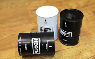 Особенности водки Нефть (Neft)