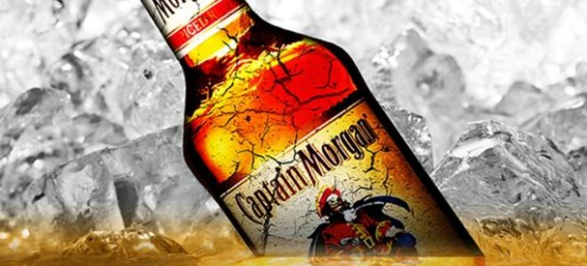 Капитан Морган (Captain Morgan)