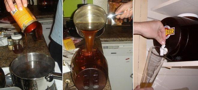 Варим пиво в домашних условиях: подробная инструкция