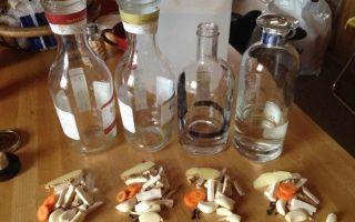 Как сделать хреновуху — рецепты из водки в домашних условиях