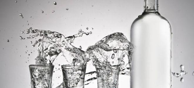 Cколько градусов в водке по ГОСТ