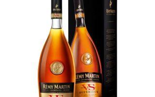 Remy Martin — элитный французский коньяк