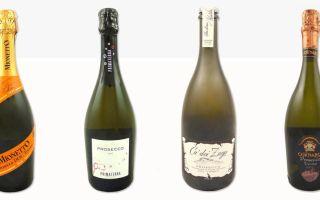 Игристое вино или шампанское Просекко