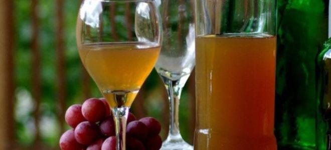 Как приготовить вино из изюма в домашних условиях