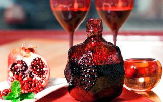 Гранатовое вино — гордость Армении